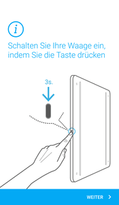 Withings Body Cardio - Einrichtung