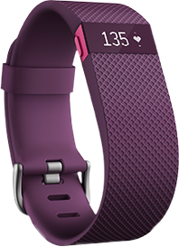Produktfoto: Fitbit Charge HR