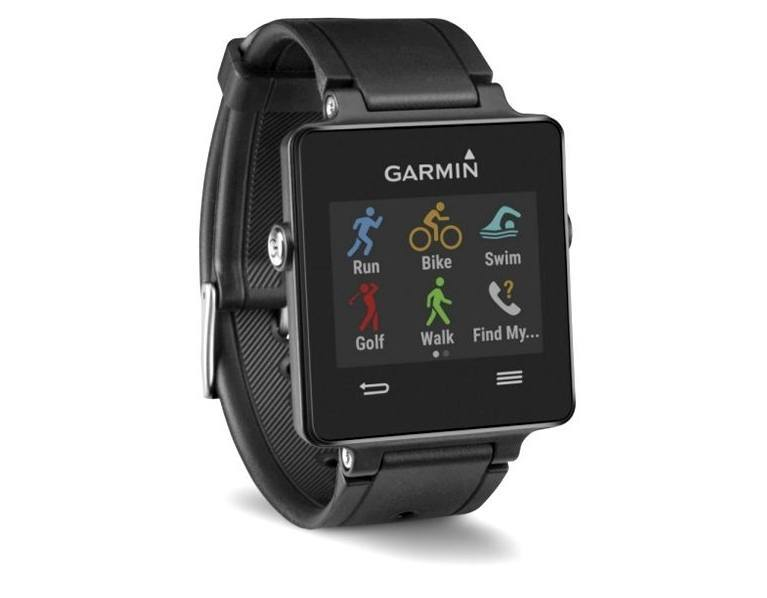 garmin vivoactive test fitness tracker test
