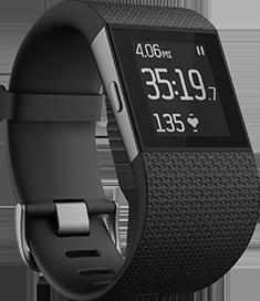 Produktfoto: Fitbit Surge