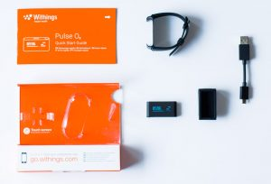 Withings Pulse Ox - Lieferumfang