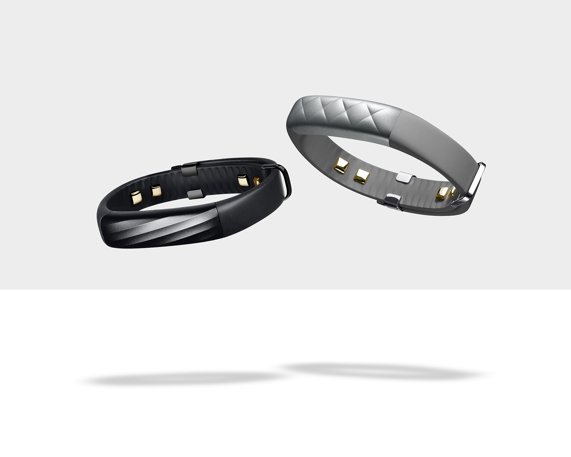 Jawbone UP4 in schwarz und silber (Quelle: www.jawbone.com)