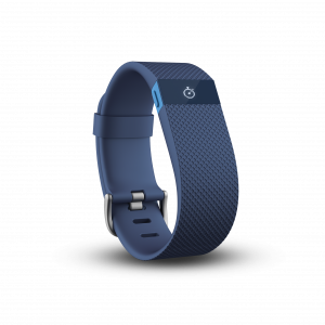 Fitbit Charge HR in Blau