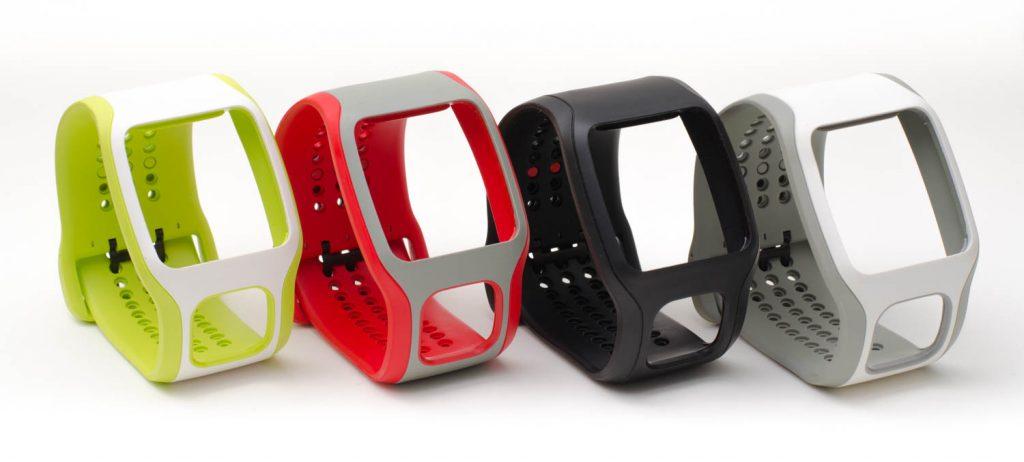 TomTom Runner Cardio - Wechselarmbänder