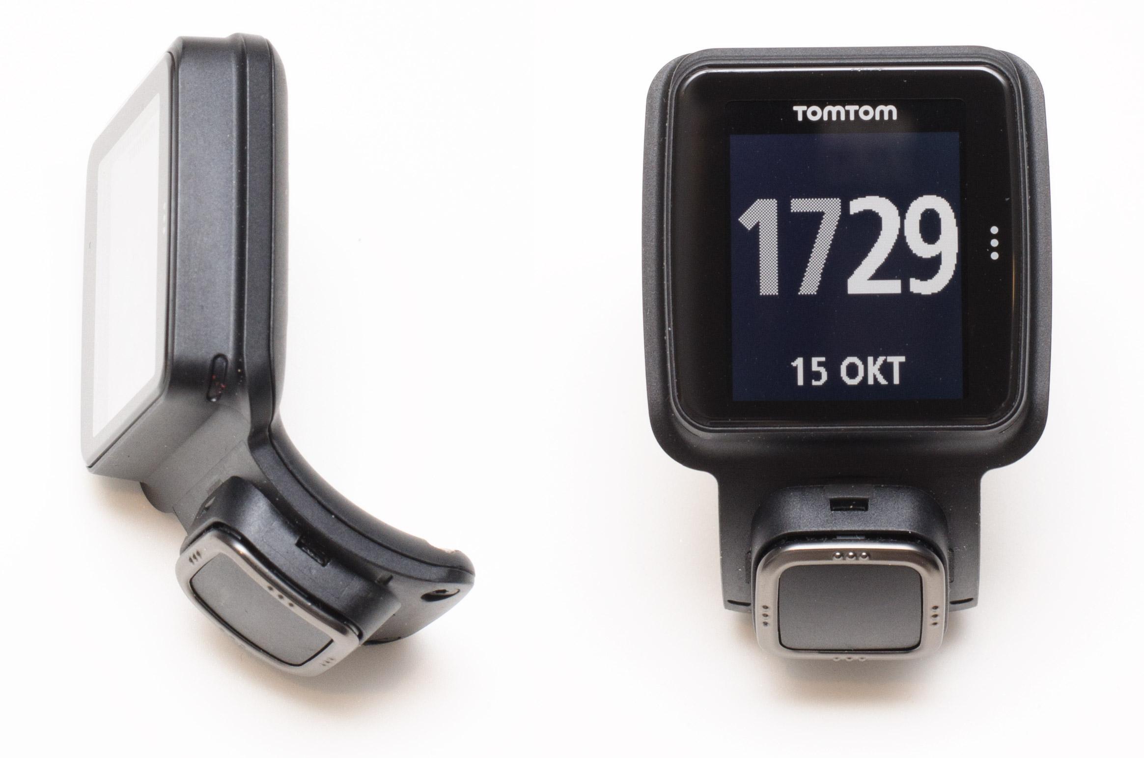 TomTom Runner Cardio - Tracking-Einheit