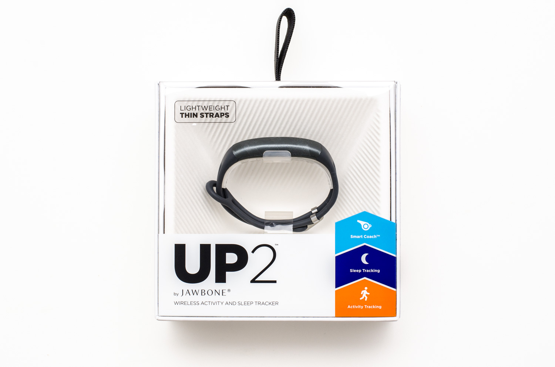 Jawbone UP2 - Verpackung