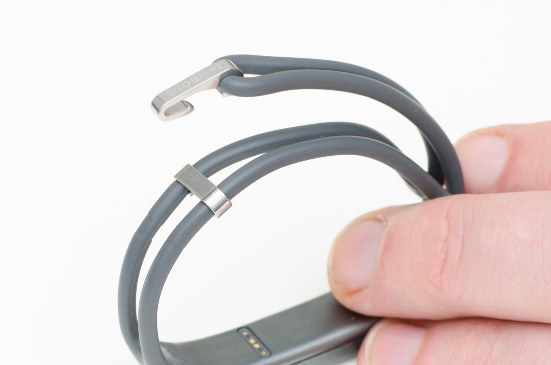 Jawbone UP2 - Verschluss mit Haken