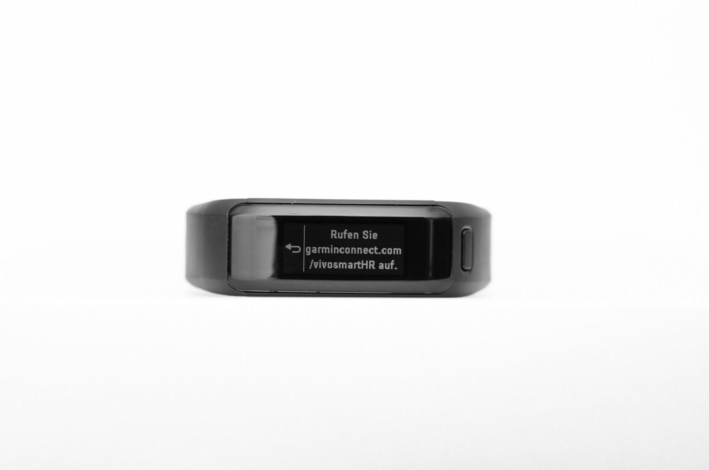 garmin-vivosmart-hr-kopplung-code - Fitness Tracker Test