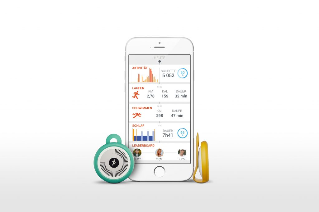 Withings Health Mate - iPhone (Bildquelle: www.withings.com)