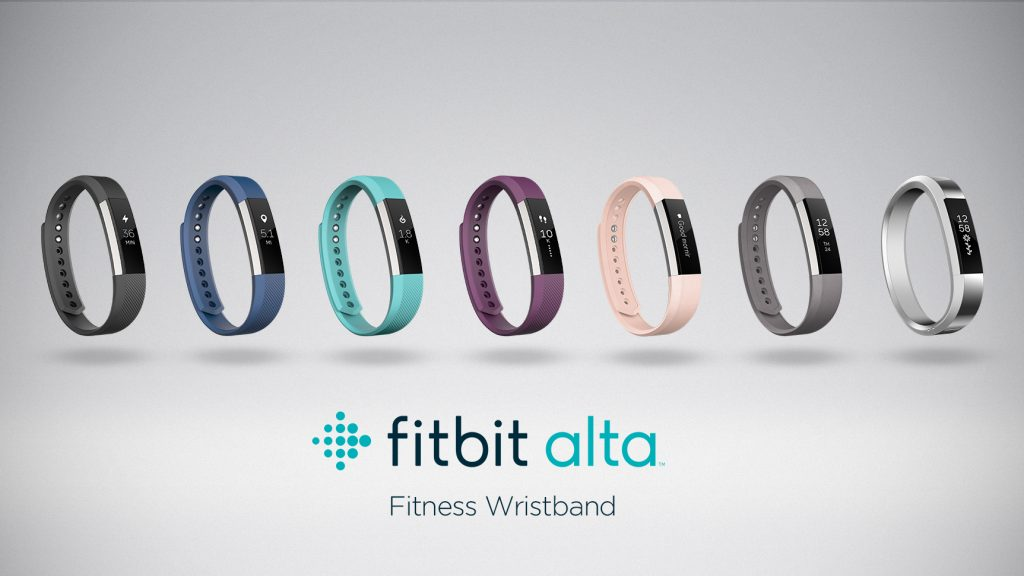 Fitbit Alta Lineup