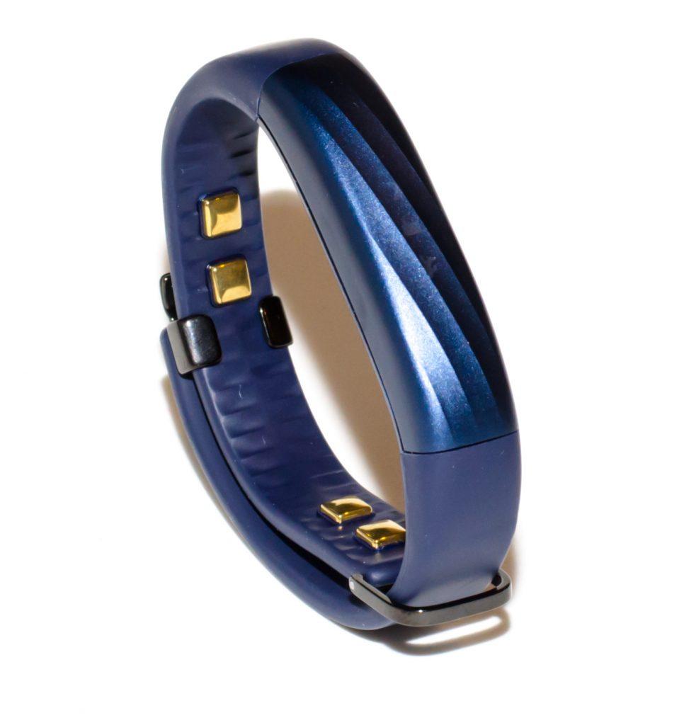 Jawbone UP3 - Armband mit Kontakten