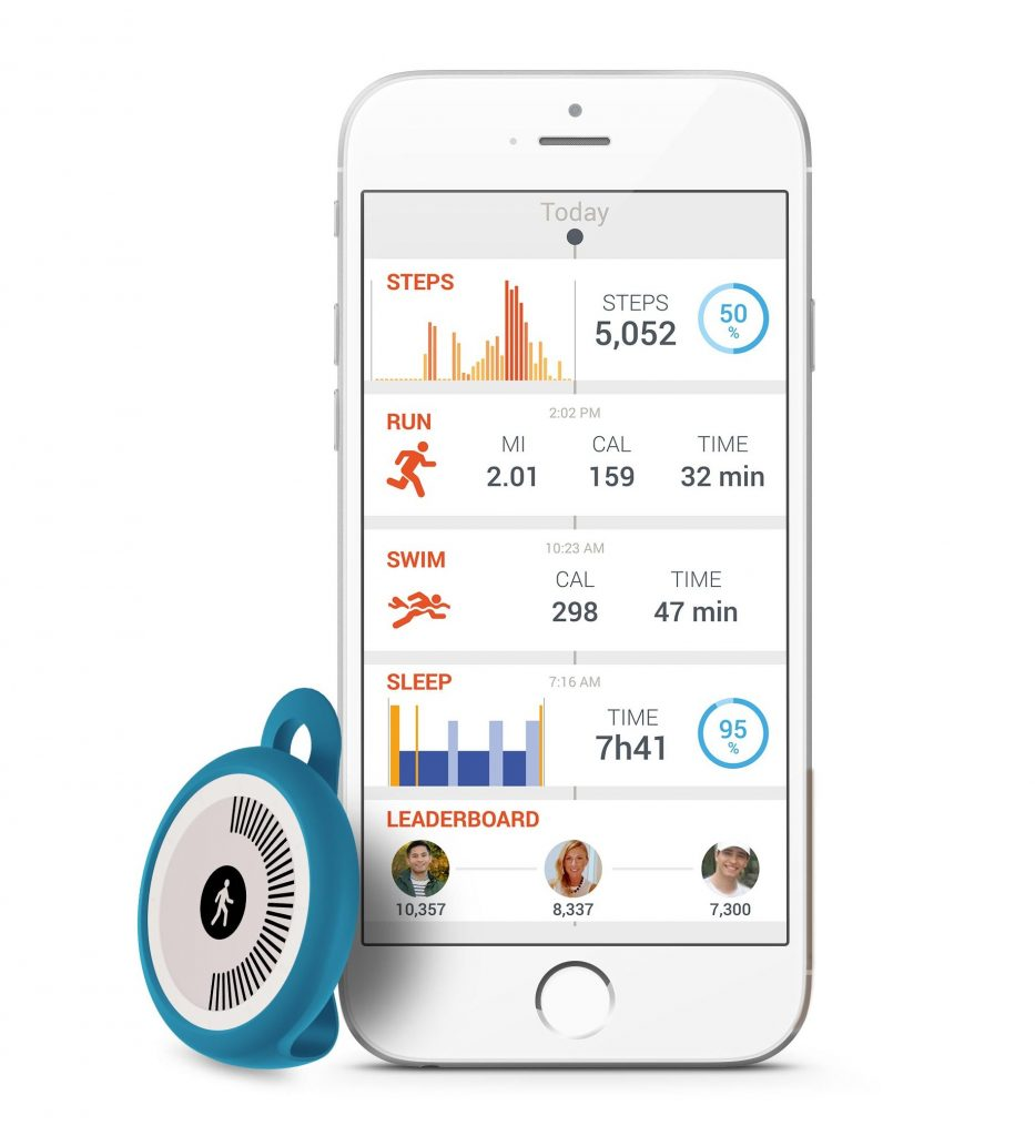 Withings Go - App (Quelle: Withings)