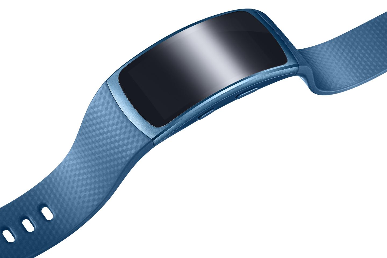 Samsung Gear Fit 2 (Bildquelle: Samsung)