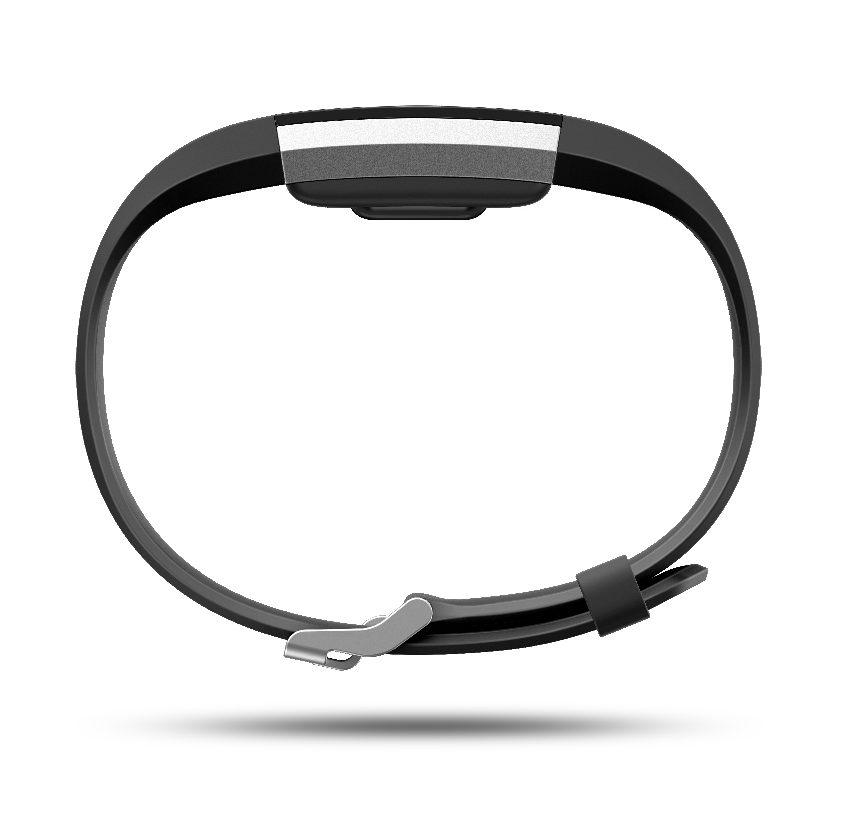 Fitbit Charge 2 - Seitenansicht (Quelle: Fitbit)