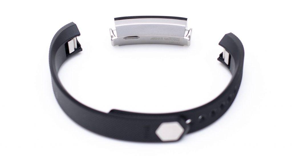 Fitbit Alta - Wechsel des Armbands