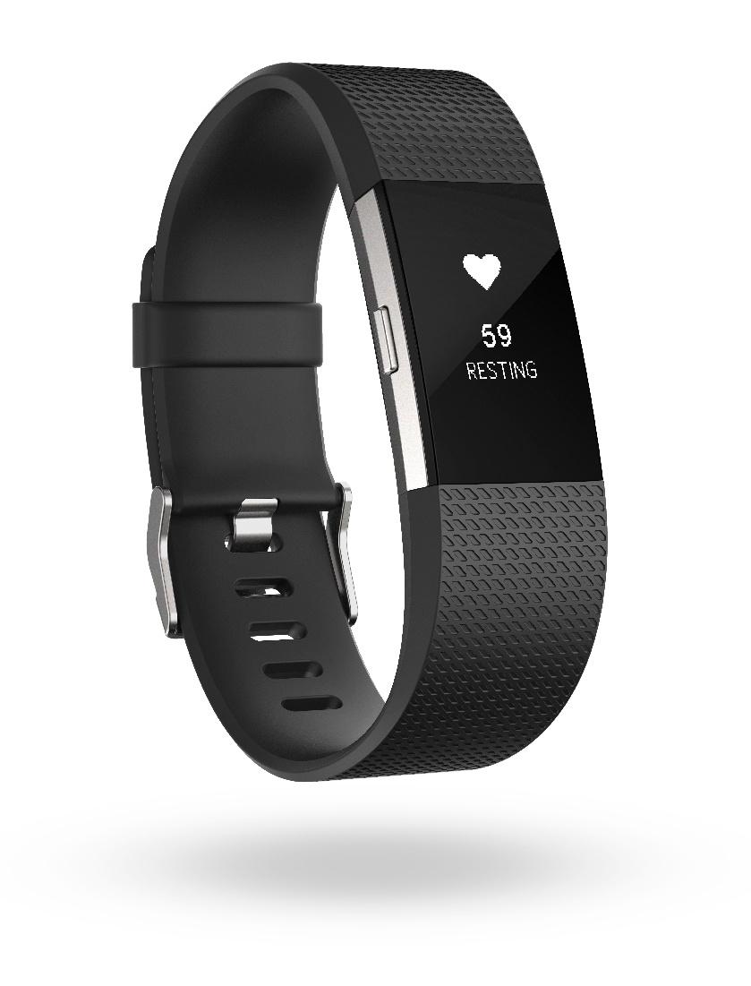Fitbit Charge 2 (Bildquelle: Fitbit)
