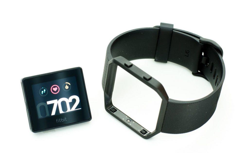 Fitbit Blaze - Armband