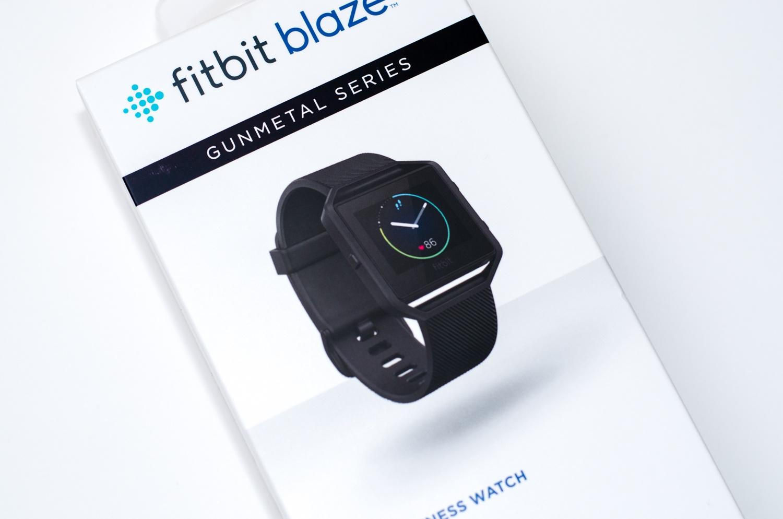 Fitbit Blaze - Verpackung