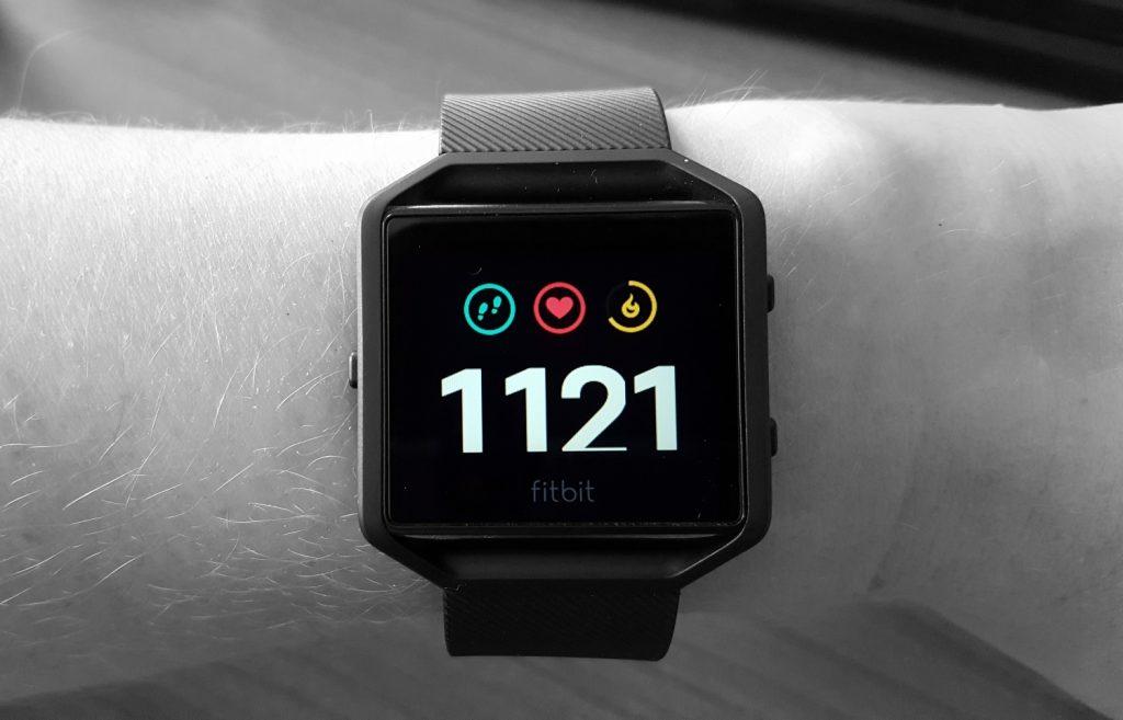 Fitbit Blaze - Watchface Pop
