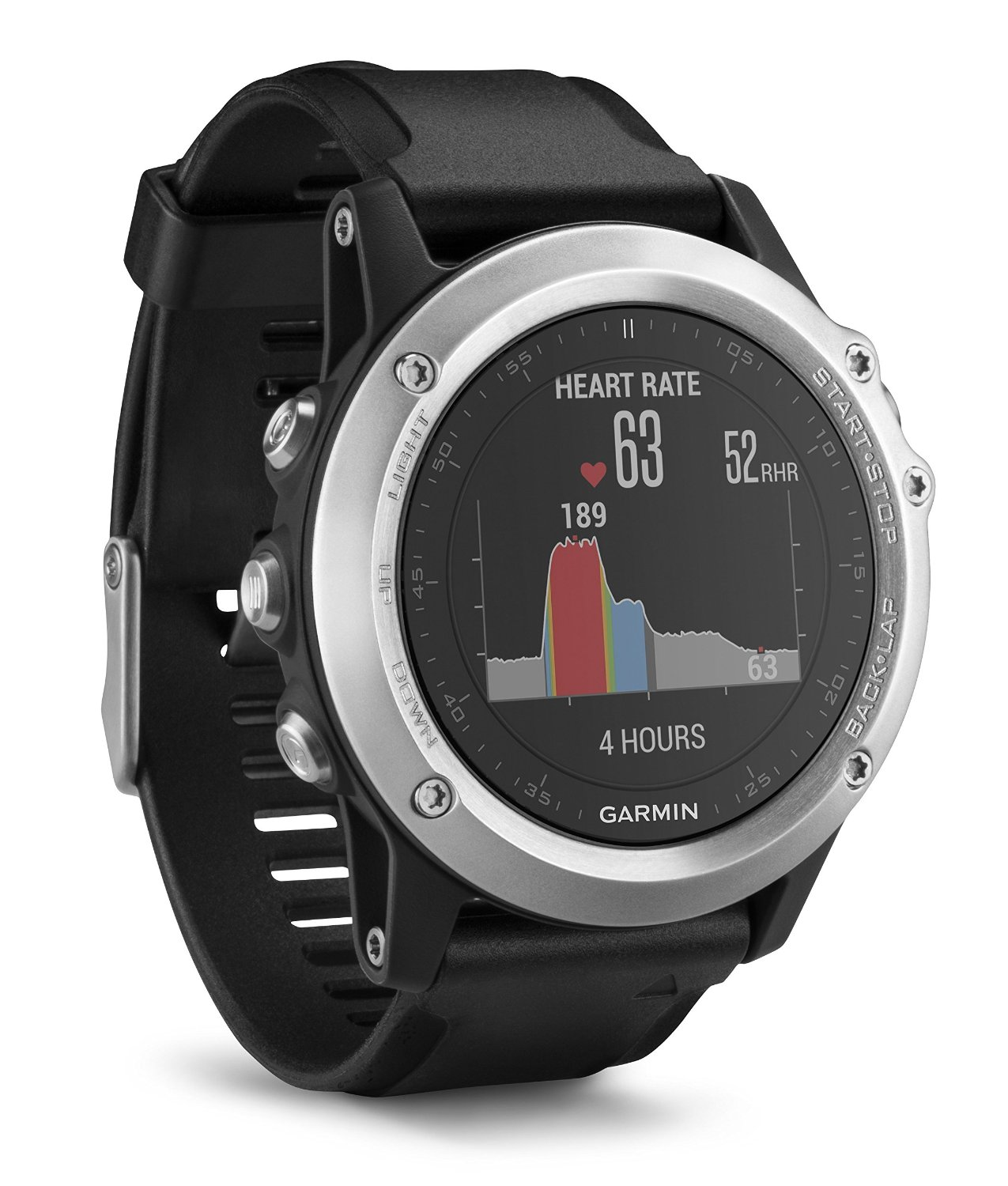 Garmin fenix 3 HR (Quelle: Amazon)