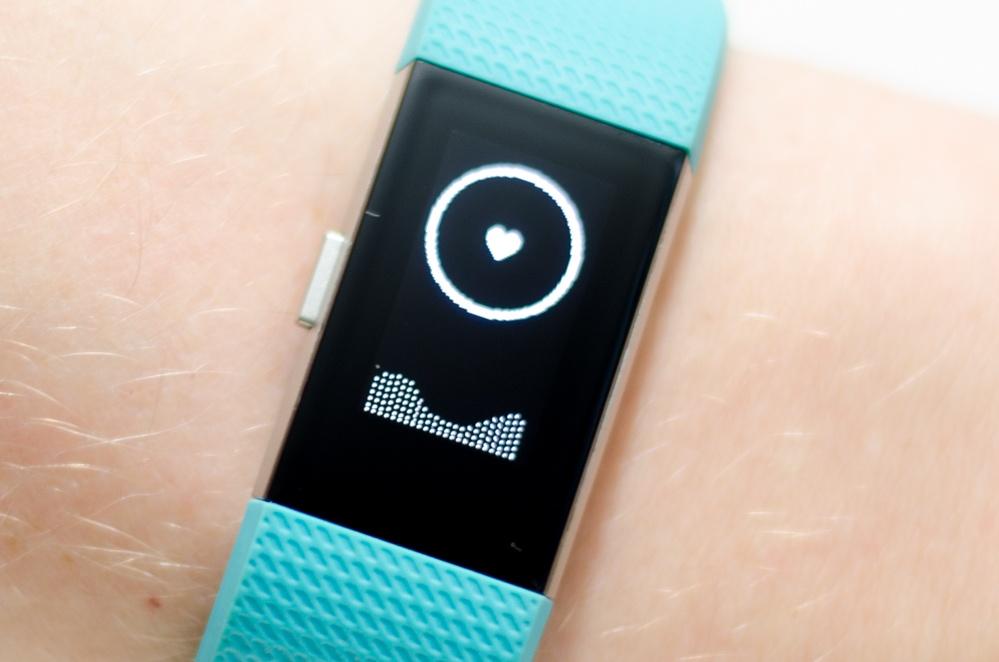 Fitbit Charge 2 - Atemübung