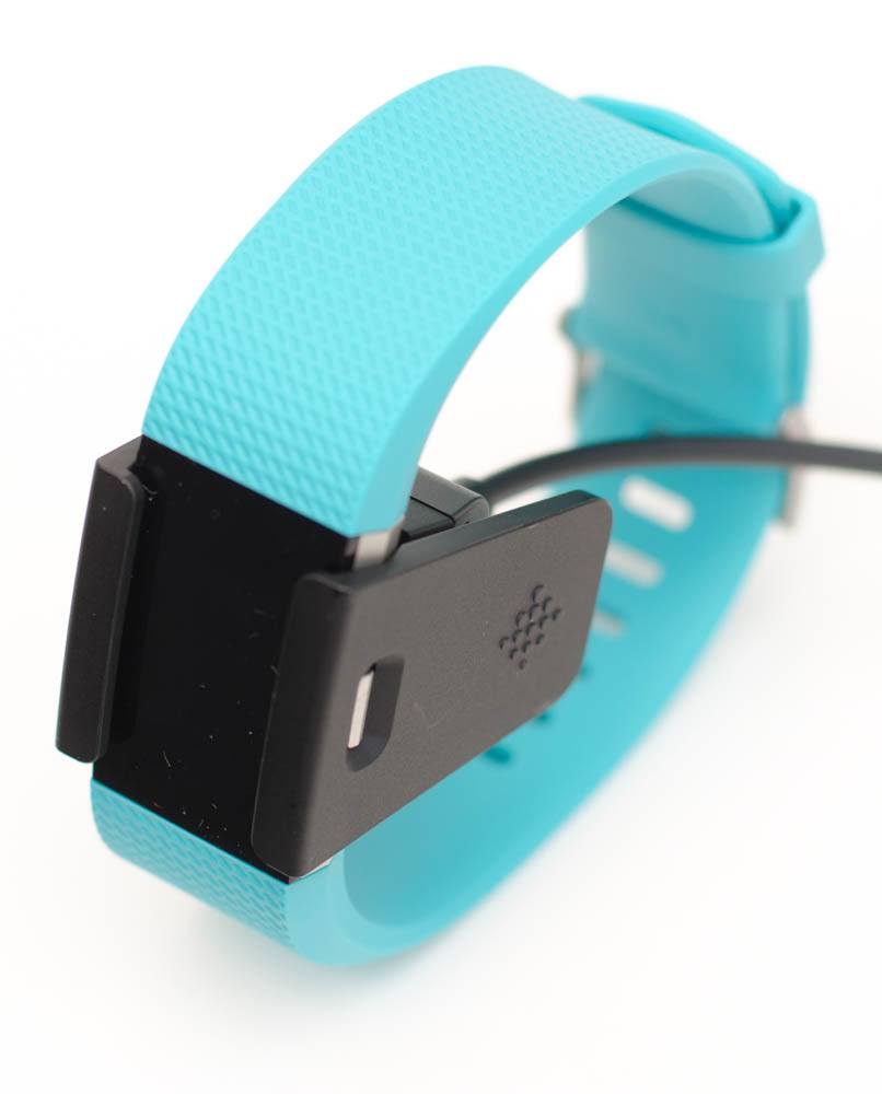 Fitbit Charge 2 - Fitness-Tracker mit Ladeklemme