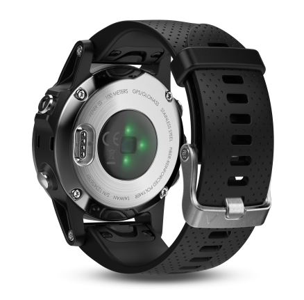 Garmin fenix 5 - Elevate Technologie