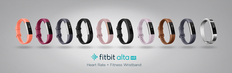 Fitbit Alta HR - Lineup