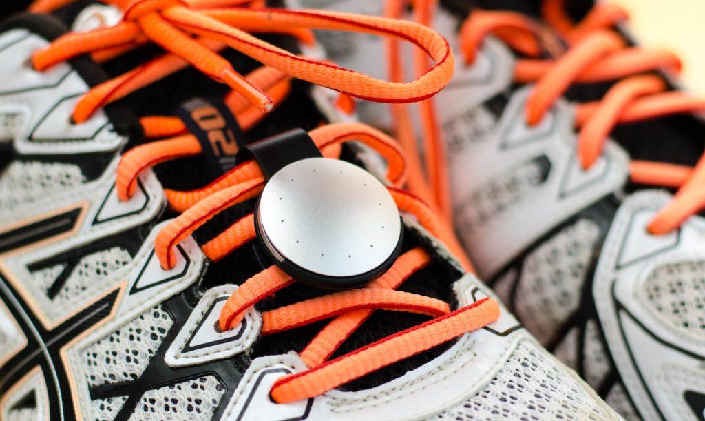 Misfit Shine 2 - clip on sports shoe