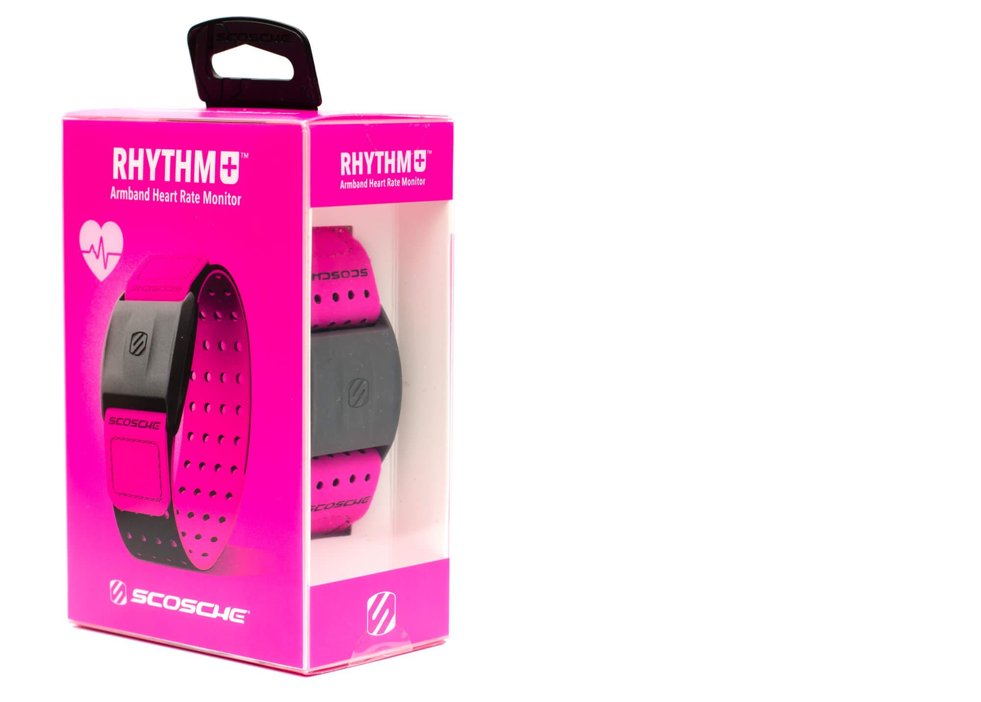 Scosche RHYTHM+ Verpackung