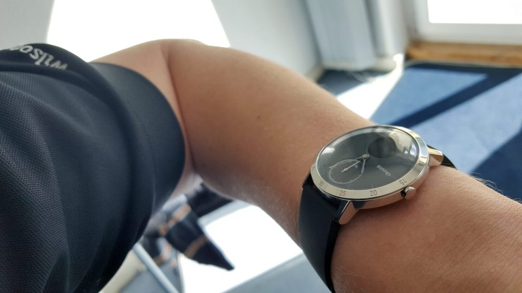Withings Steel HR - Bedienung