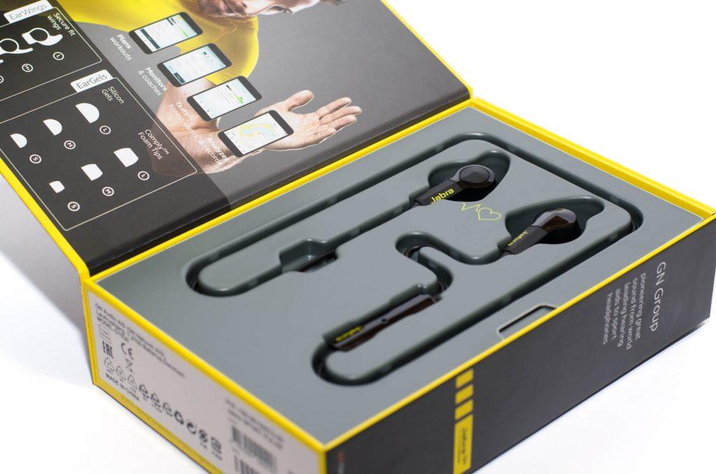 Jabra Sport Pulse - Sport-Kopfhörer