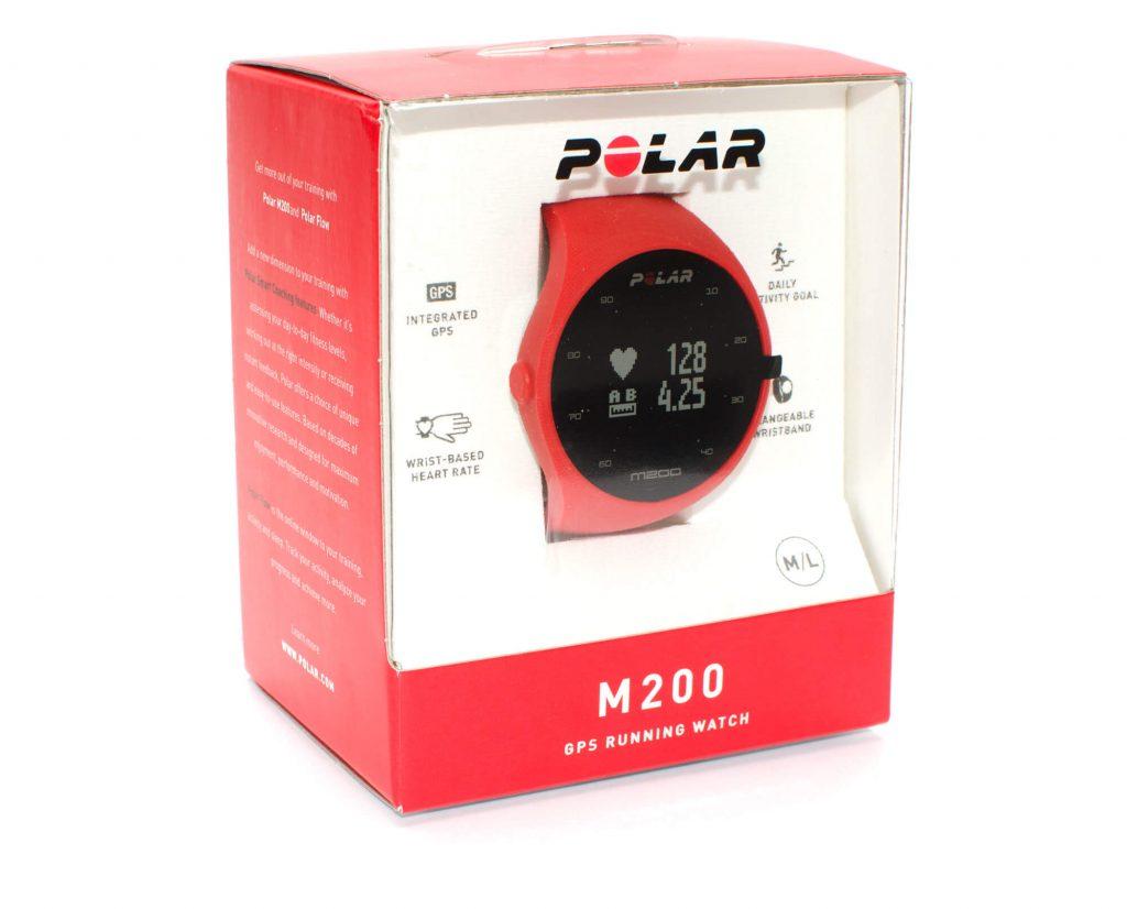 Polar M200 - Verpackung