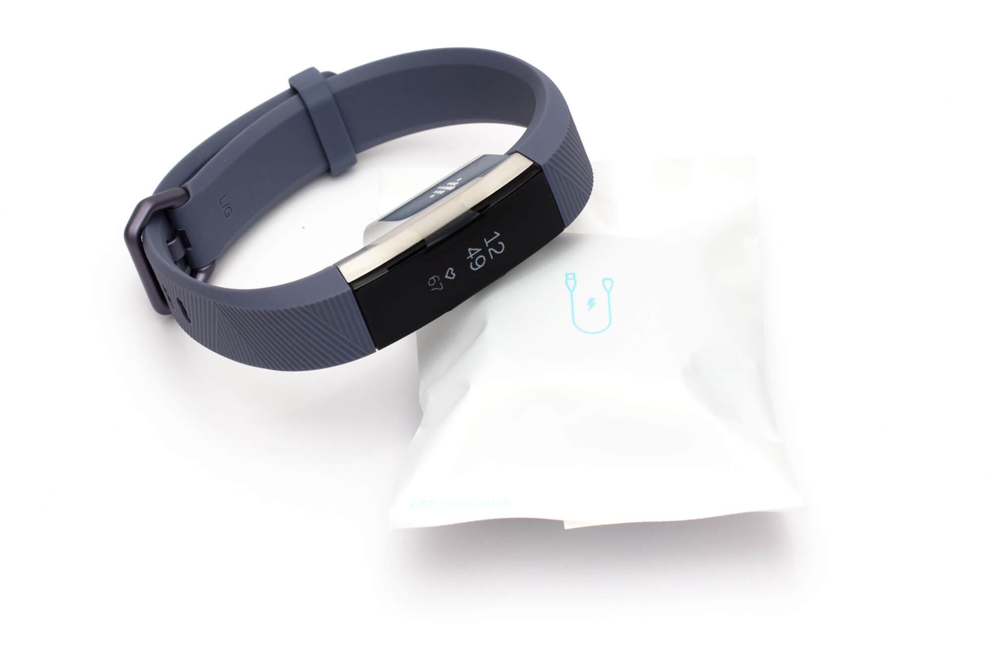Fitbit Alta HR - Fitnessarmband