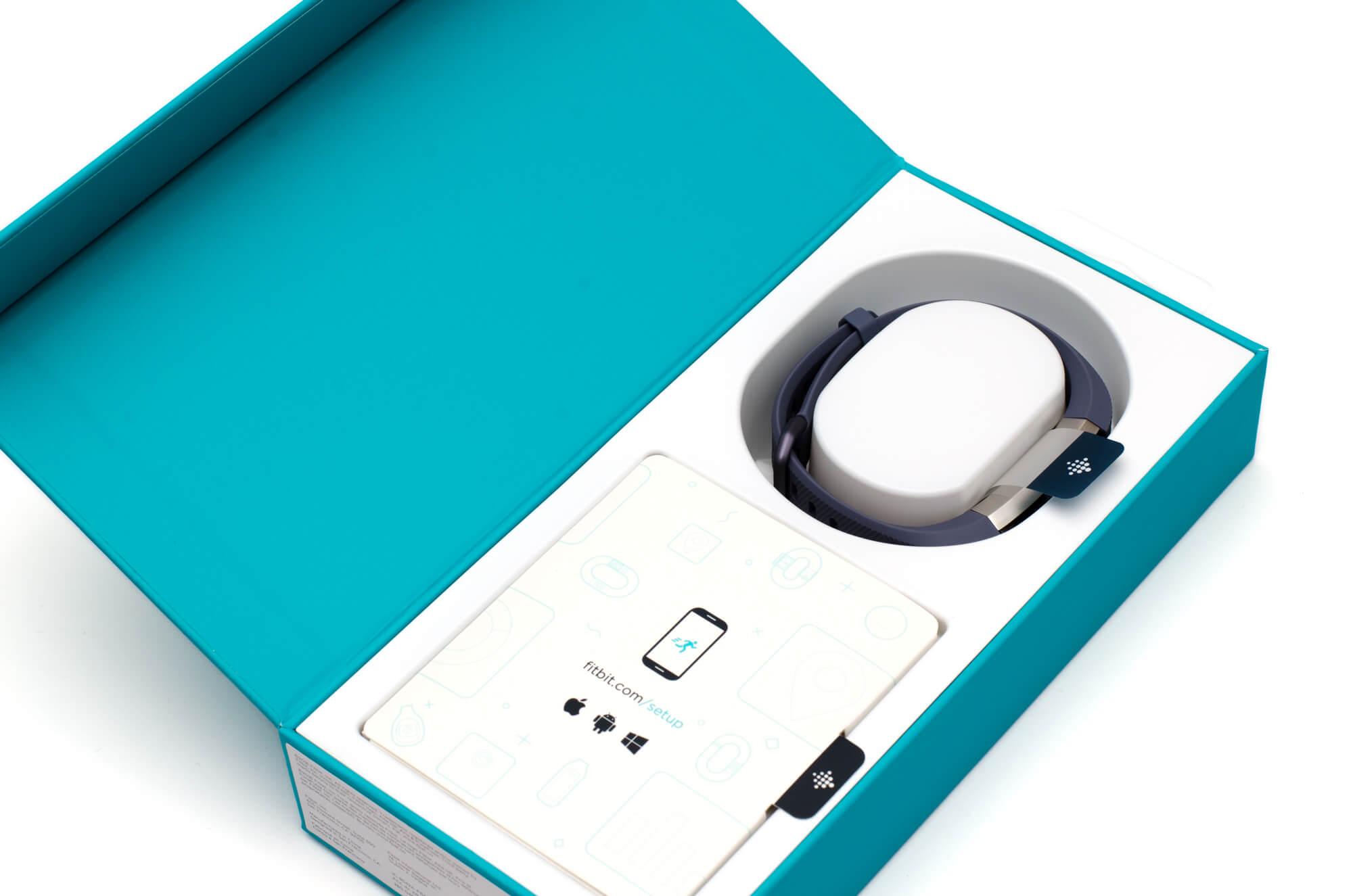 Fitbit Alta HR - Verpackungsinhalt