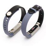 Wechselbare Armbänder | Qualitätsmerkmal bei Fitness Trackern und Sportuhren