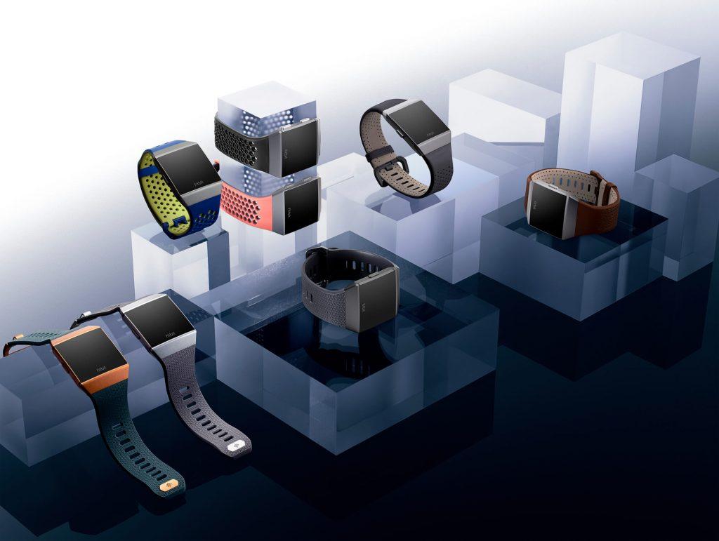 Fitbit Ionic (Quelle: Fitbit)