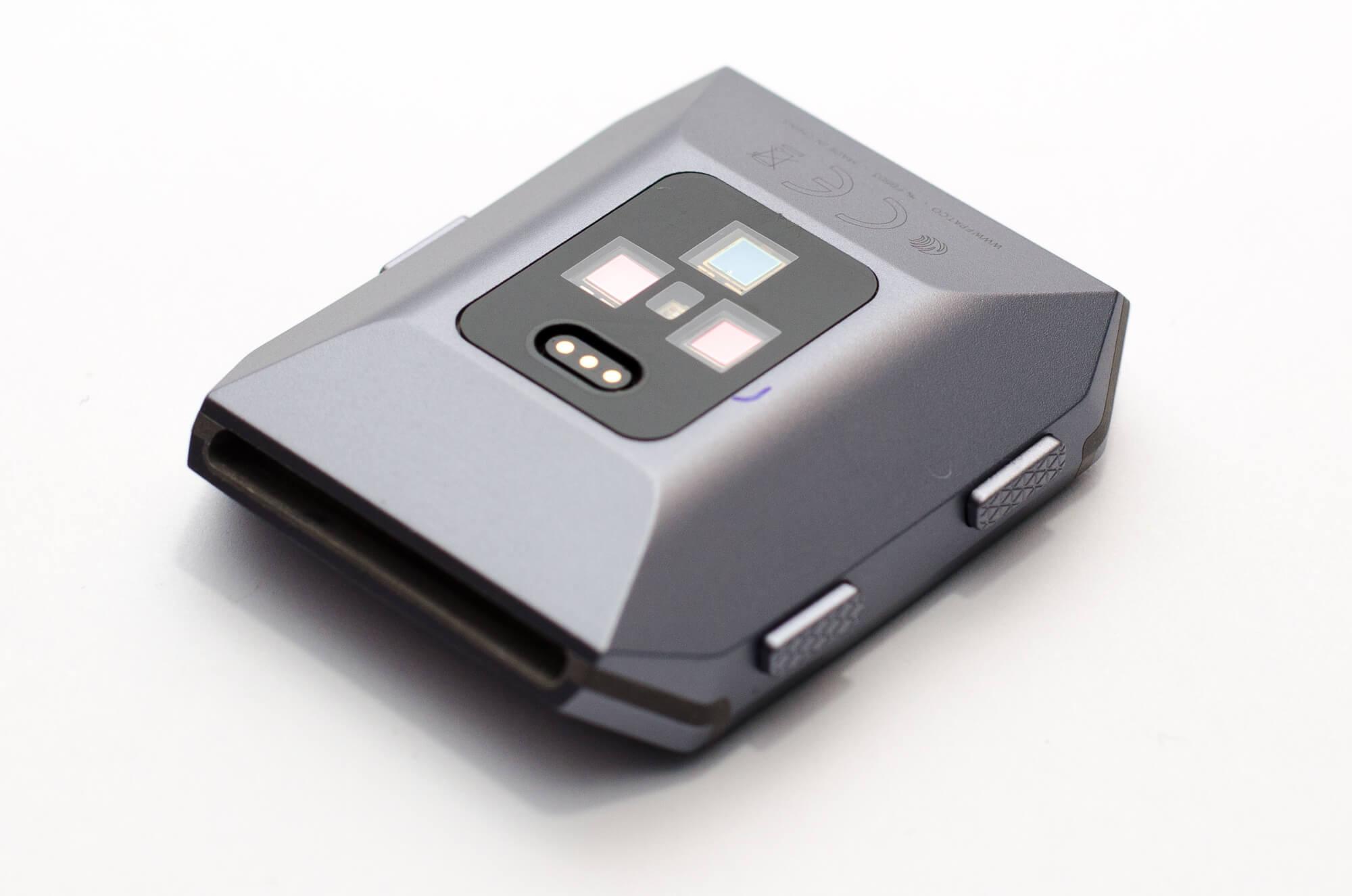 Fitbit Ionic - Optische Sensoren