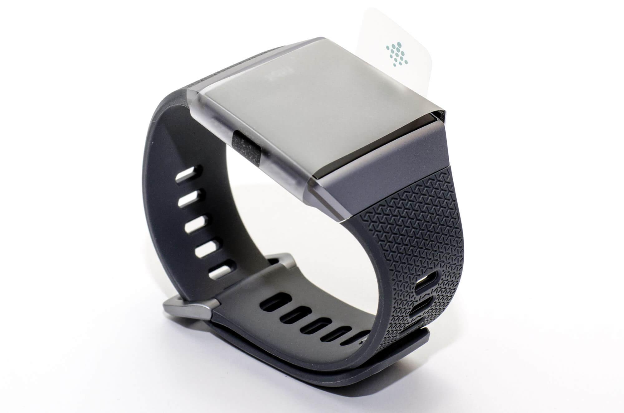 Fitbit Ionic - Gut geschützt