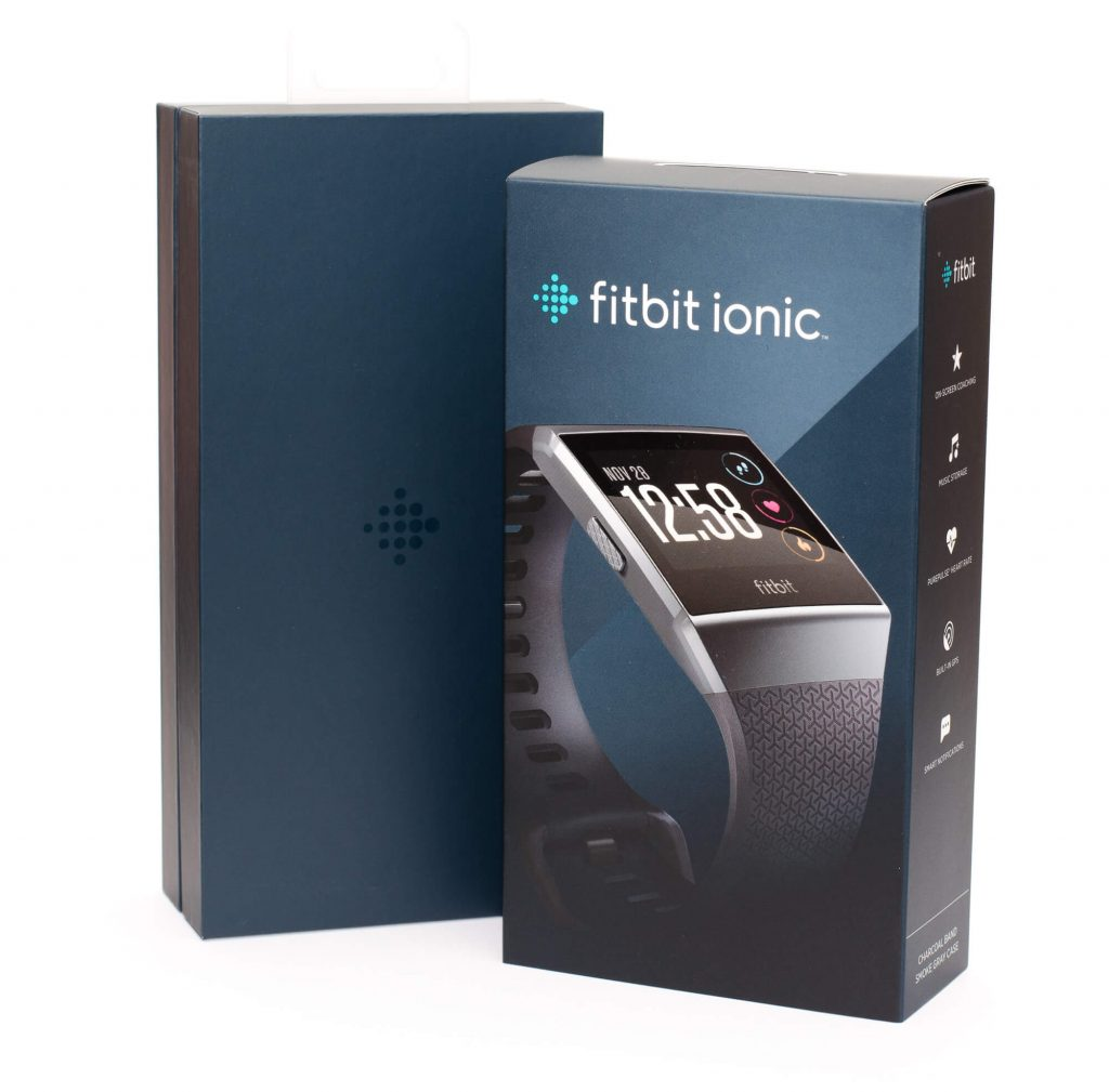 Fitbit Ionic - Verpackung
