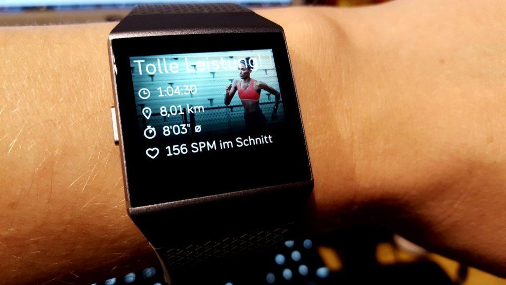 Fitbit Ionic - Zusammenfassung