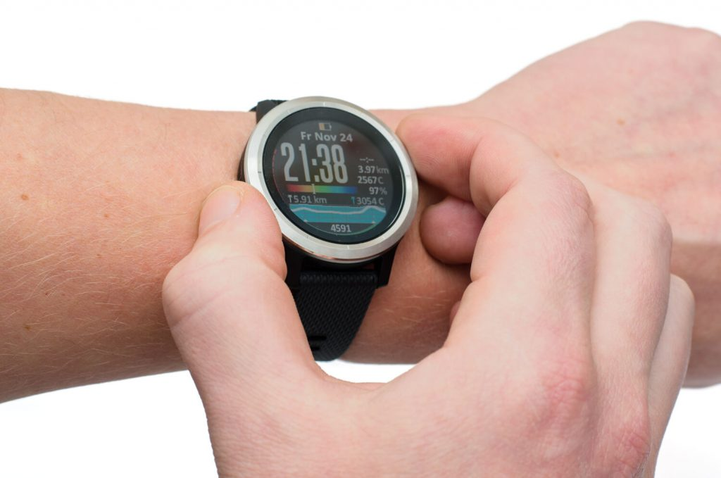 Garmin vivoactive 3 Test - Evolution mit Drang zur Perfektion