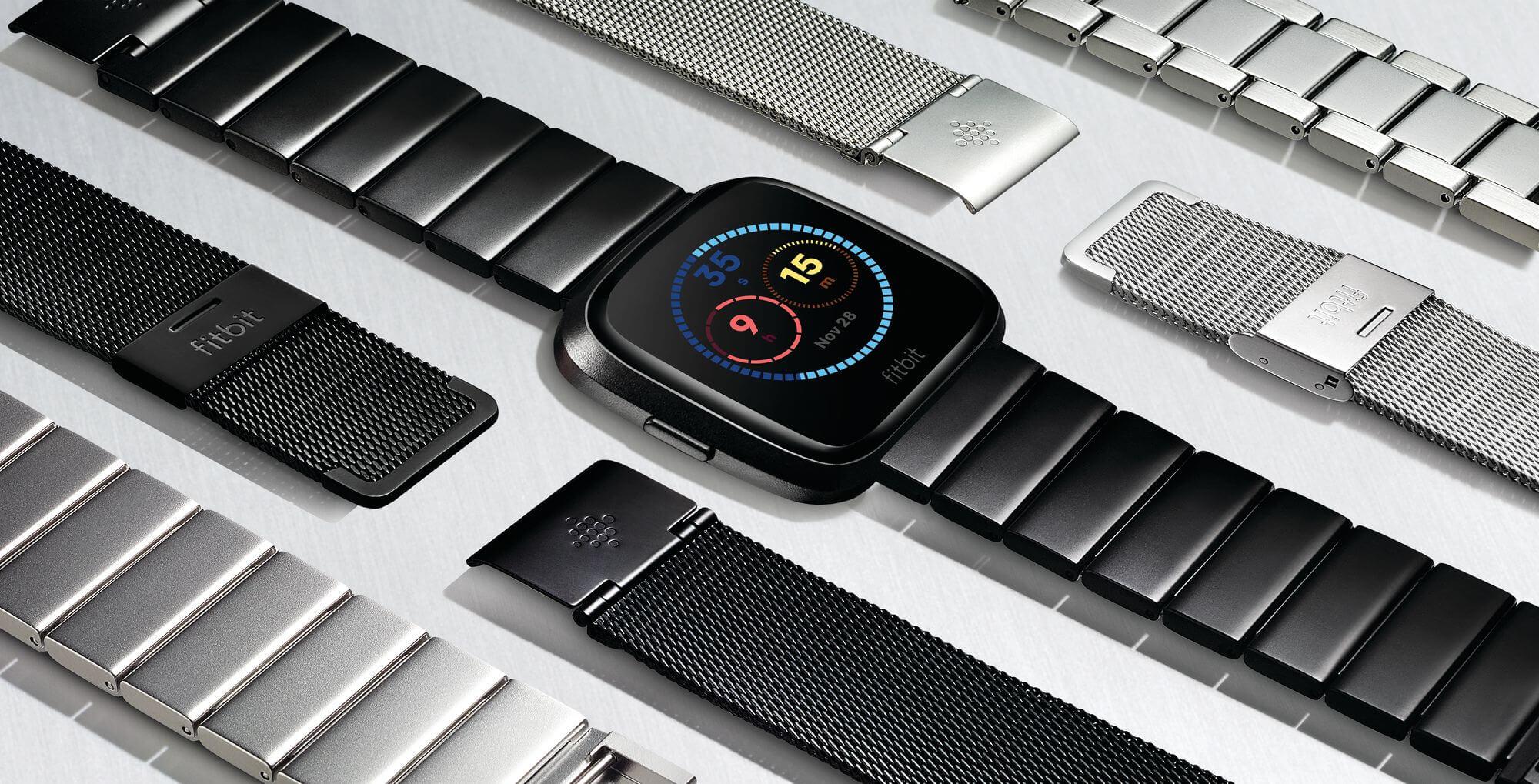 Fitbit Versa (Quelle: Fitbit)