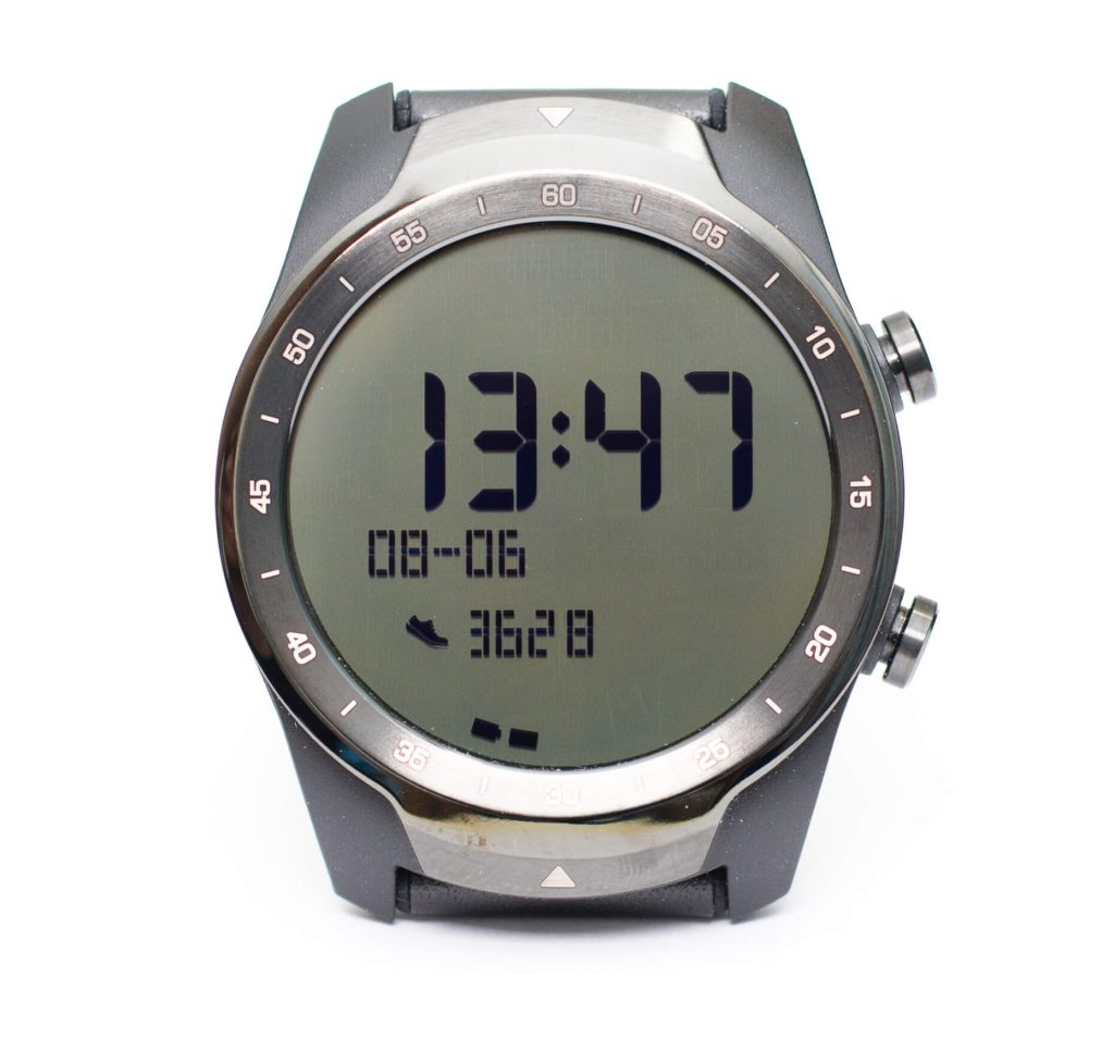 Mobvoi TicWatch Pro - LCD-Display