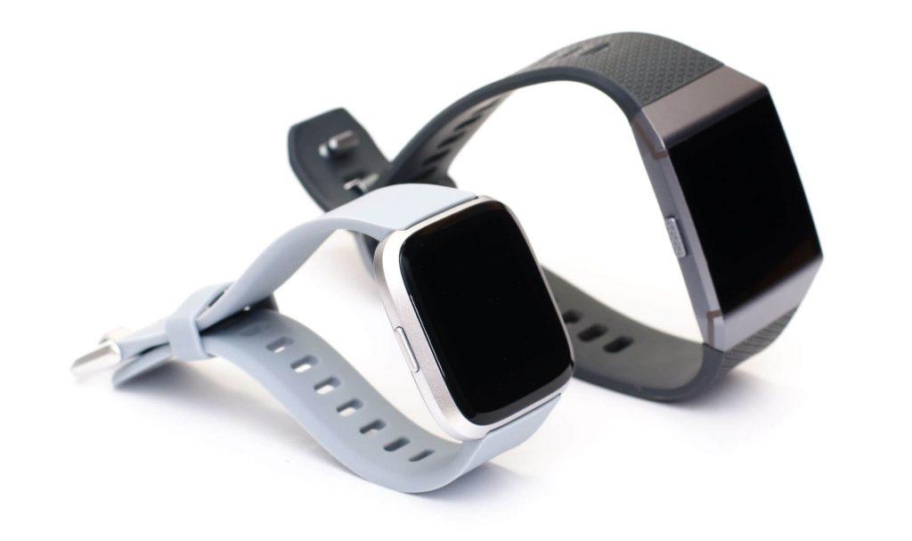 Fitbit Versa - Vergleich mit Ionic