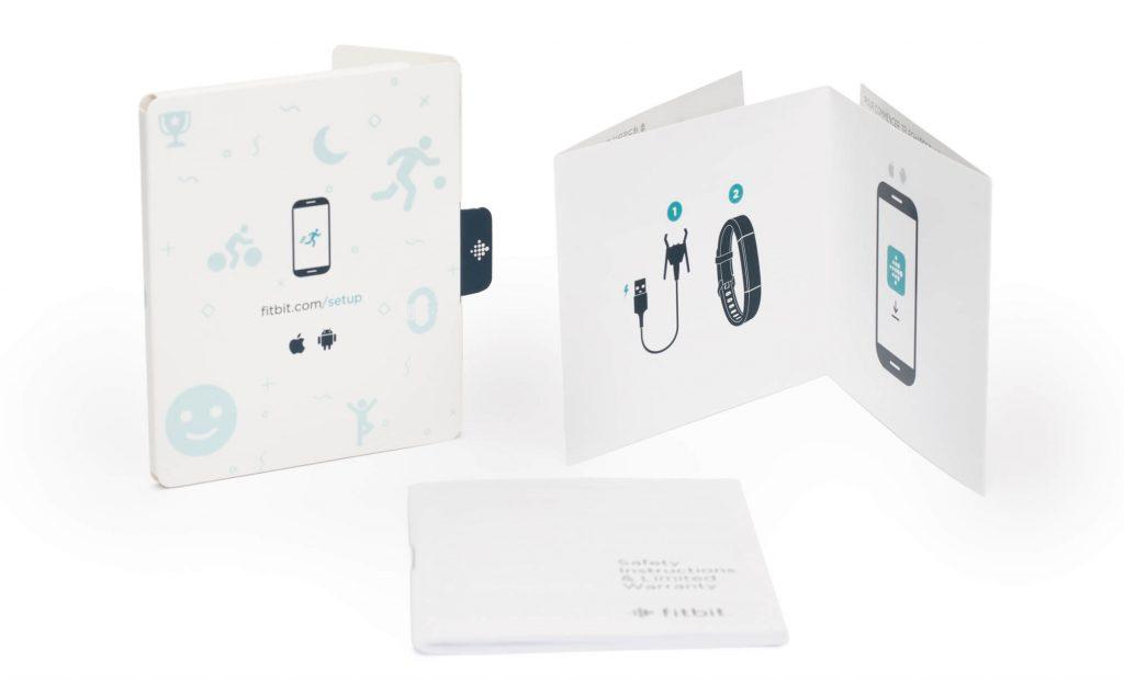 Fitbit Versa - Lieferumfang
