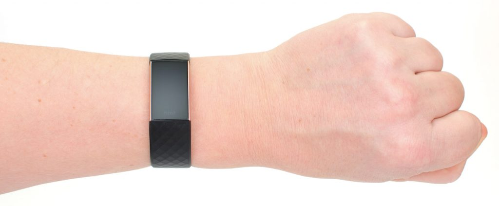 Fitbit Charge 3 - Eindruck