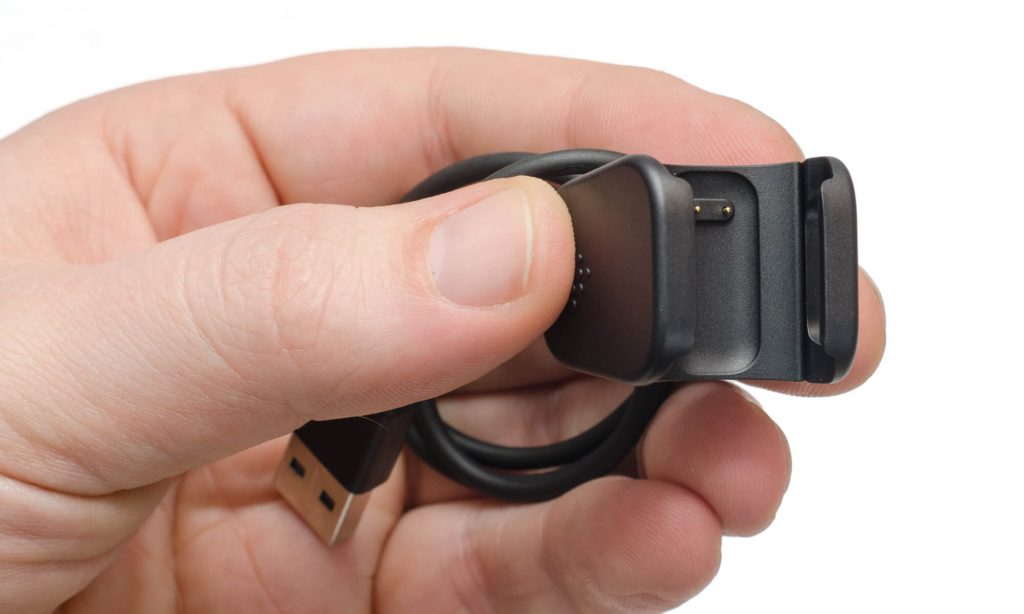 Fitbit Charge 3 - Ladeklemme