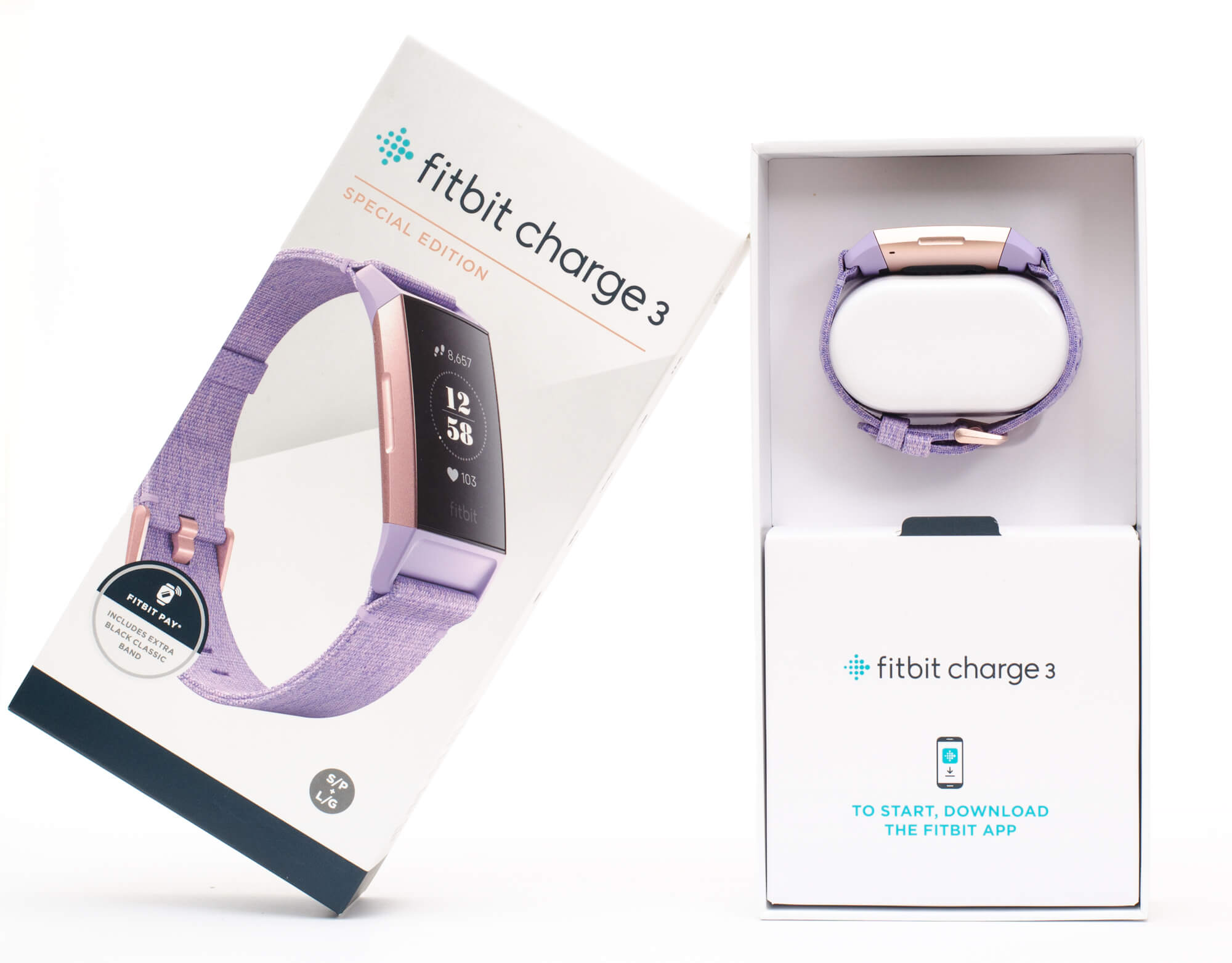 Top 10 Punto Medio Noticias | Fitbit Charge 3 Special Edition Unboxing