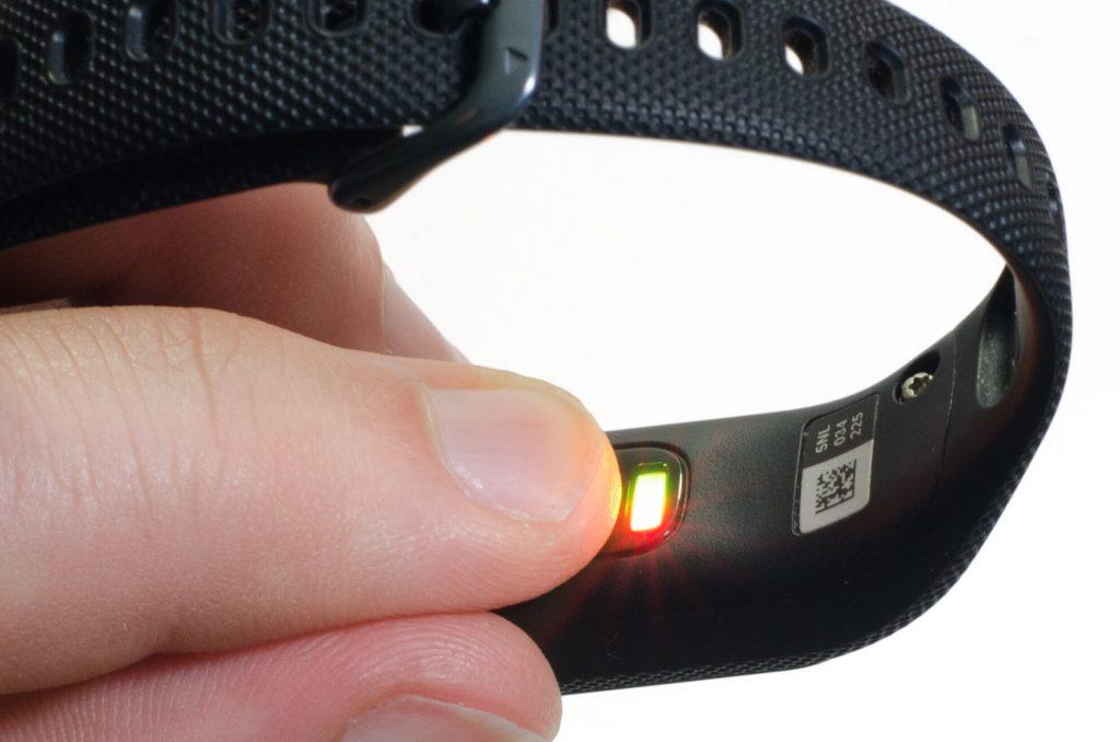 Garmin vivosmart 4 - SpO2-Sensor
